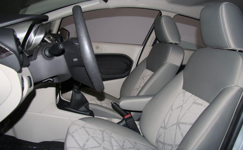 2012 Ford Fiesta SE A/C GR ELECT #9