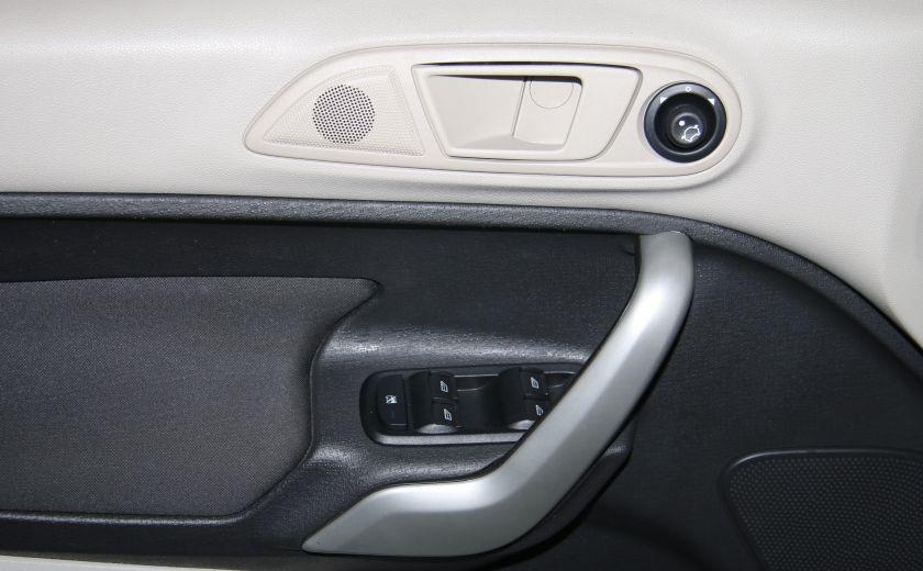 2012 Ford Fiesta SE A/C GR ELECT #10