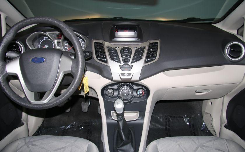 2012 Ford Fiesta SE A/C GR ELECT #11