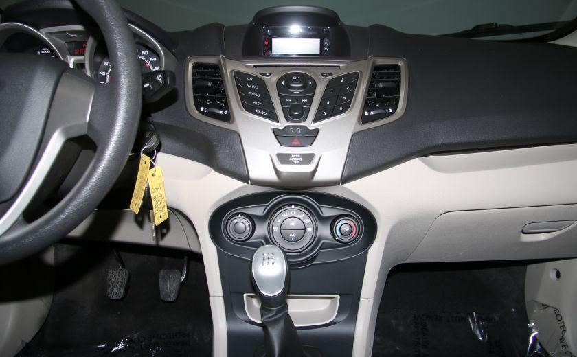 2012 Ford Fiesta SE A/C GR ELECT #14