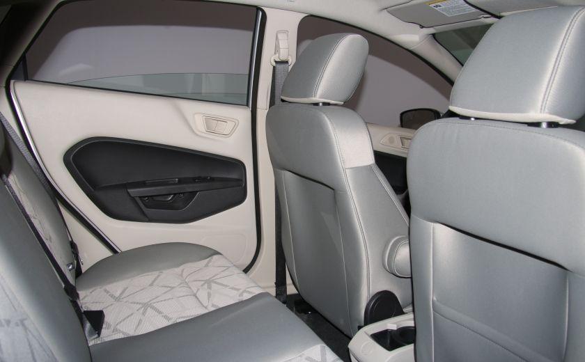 2012 Ford Fiesta SE A/C GR ELECT #17