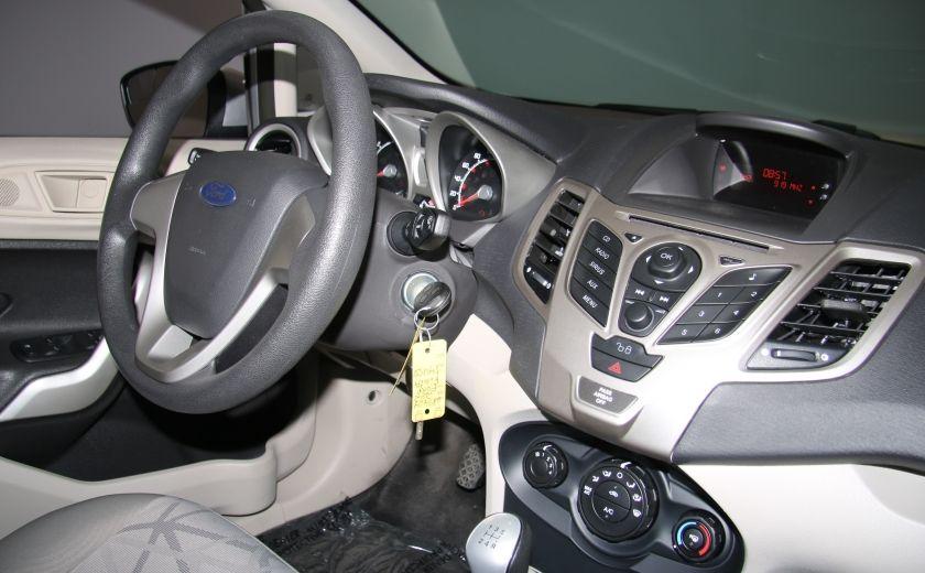 2012 Ford Fiesta SE A/C GR ELECT #20