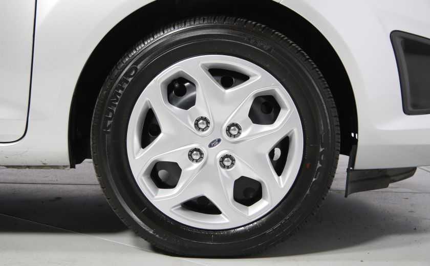 2012 Ford Fiesta SE A/C GR ELECT #27