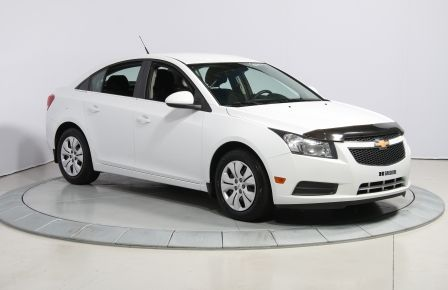 2012 Chevrolet Cruze LT TURBO AC GR ELEC in Saint-Jean-sur-Richelieu