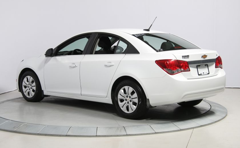 2012 Chevrolet Cruze LT Turbo A/C GR ELECT #4