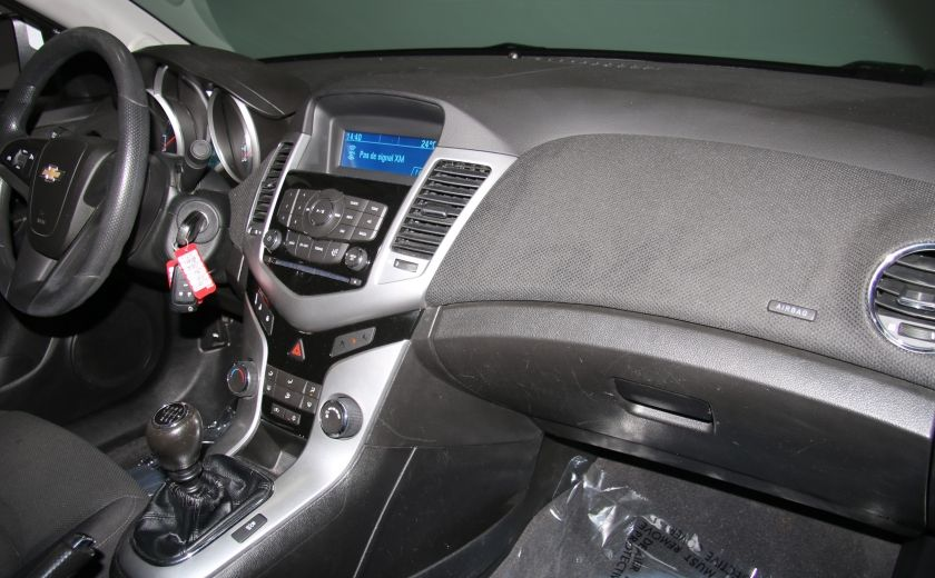 2012 Chevrolet Cruze LT Turbo A/C GR ELECT #20