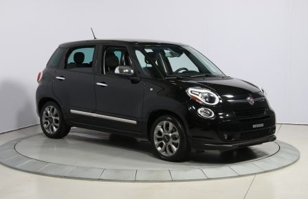 2015 Fiat 500L Lounge AUTOMATIQUE A/C MAGS BLUETHOOT CUIR TOIT à New Richmond