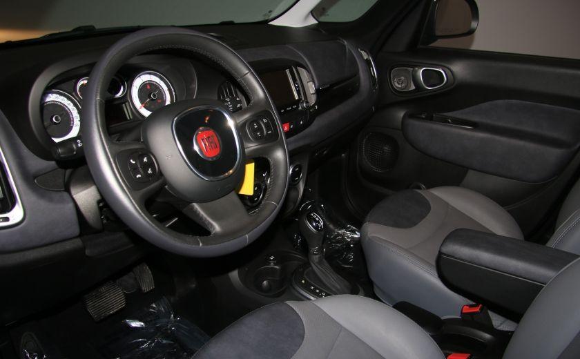 2015 Fiat 500L Lounge AUTOMATIQUE A/C MAGS BLUETHOOT CUIR TOIT #8
