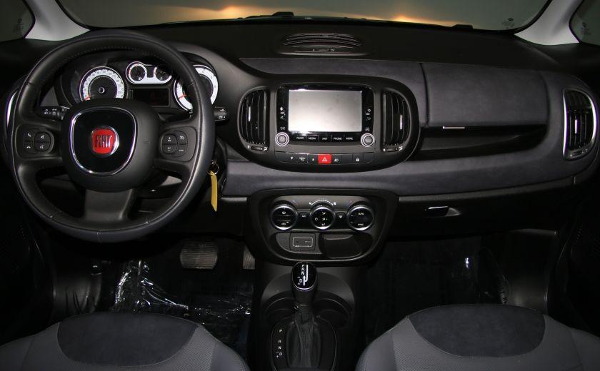 2015 Fiat 500L Lounge AUTOMATIQUE A/C MAGS BLUETHOOT CUIR TOIT #12