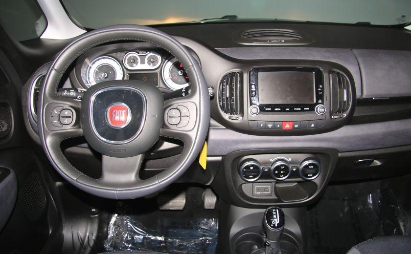 2015 Fiat 500L Lounge AUTOMATIQUE A/C MAGS BLUETHOOT CUIR TOIT #13