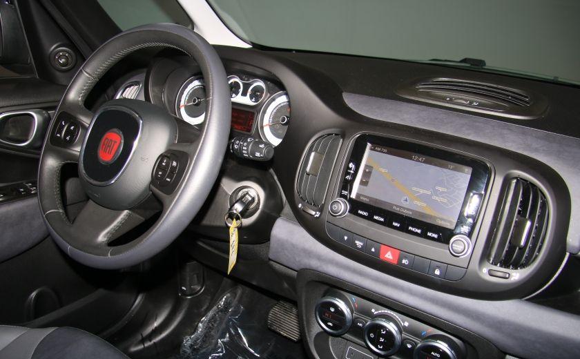 2015 Fiat 500L Lounge AUTOMATIQUE A/C MAGS BLUETHOOT CUIR TOIT #25