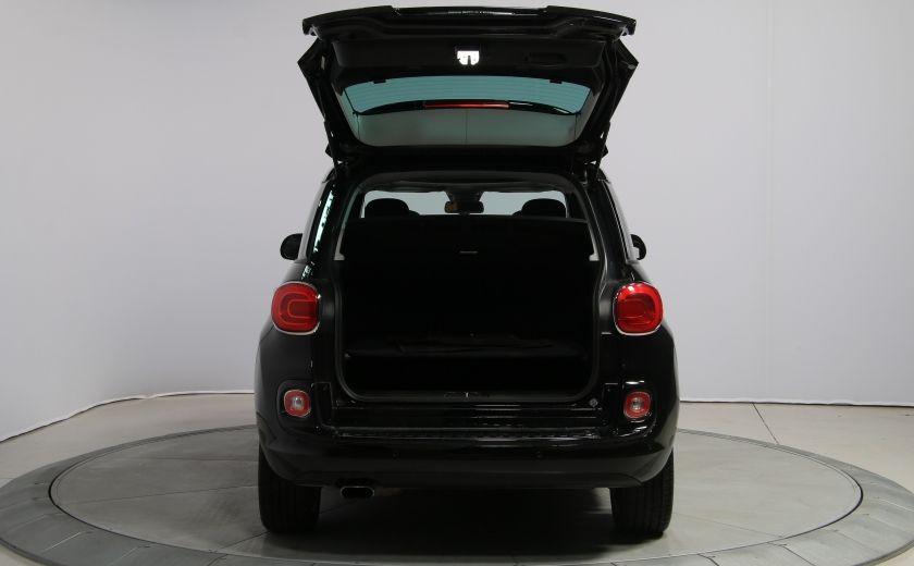2015 Fiat 500L Lounge AUTOMATIQUE A/C MAGS BLUETHOOT CUIR TOIT #29