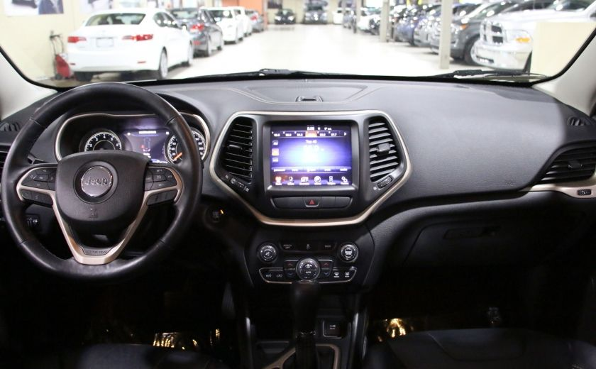 2014 Jeep Cherokee Limited AUTO A/C CUIR MAGS CAMERA RECUL #12