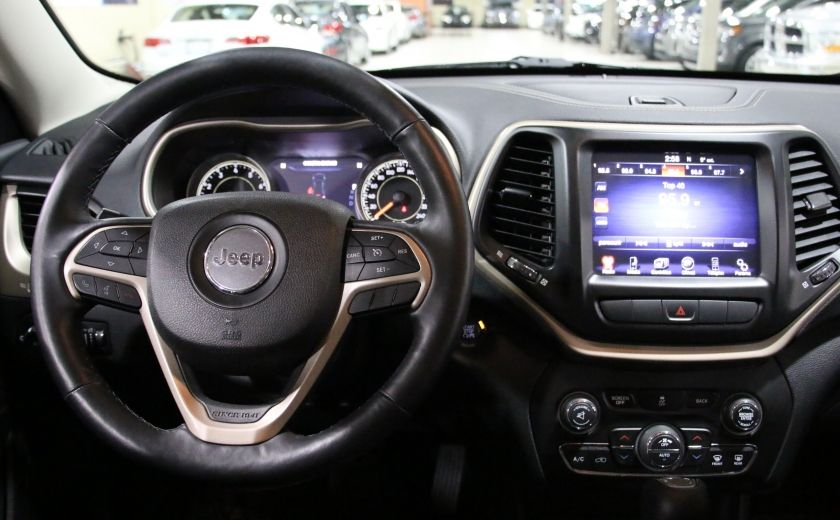 2014 Jeep Cherokee Limited AUTO A/C CUIR MAGS CAMERA RECUL #13