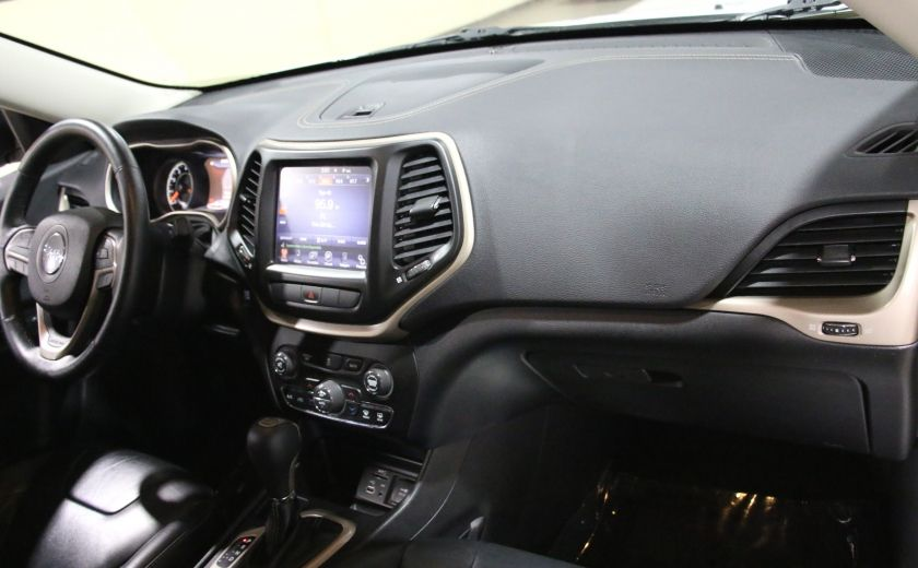 2014 Jeep Cherokee Limited AUTO A/C CUIR MAGS CAMERA RECUL #24
