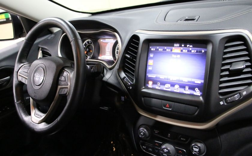 2014 Jeep Cherokee Limited AUTO A/C CUIR MAGS CAMERA RECUL #25