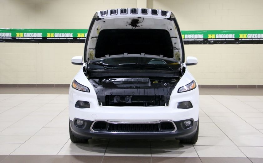 2014 Jeep Cherokee Limited AUTO A/C CUIR MAGS CAMERA RECUL #28