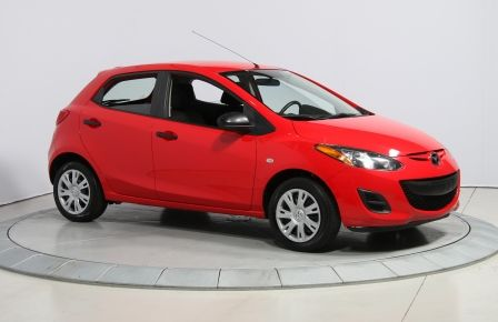 2012 Mazda 2 GX AUTO A/C à Blainville