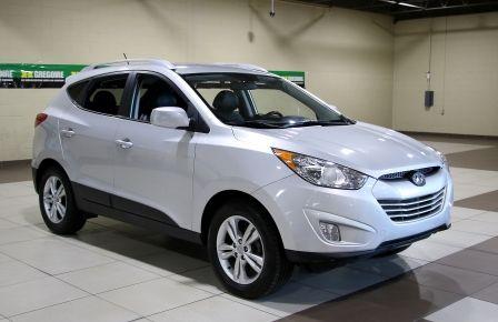 2011 Hyundai Tucson GLS A/C CUIR MAGS BLUETOOTH in Sherbrooke