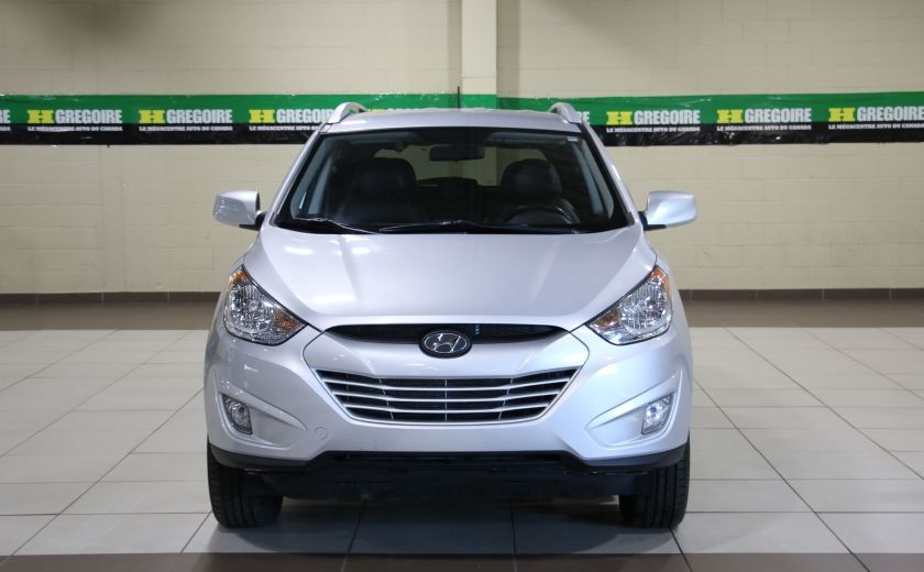 2011 Hyundai Tucson GLS A/C CUIR MAGS BLUETOOTH #1