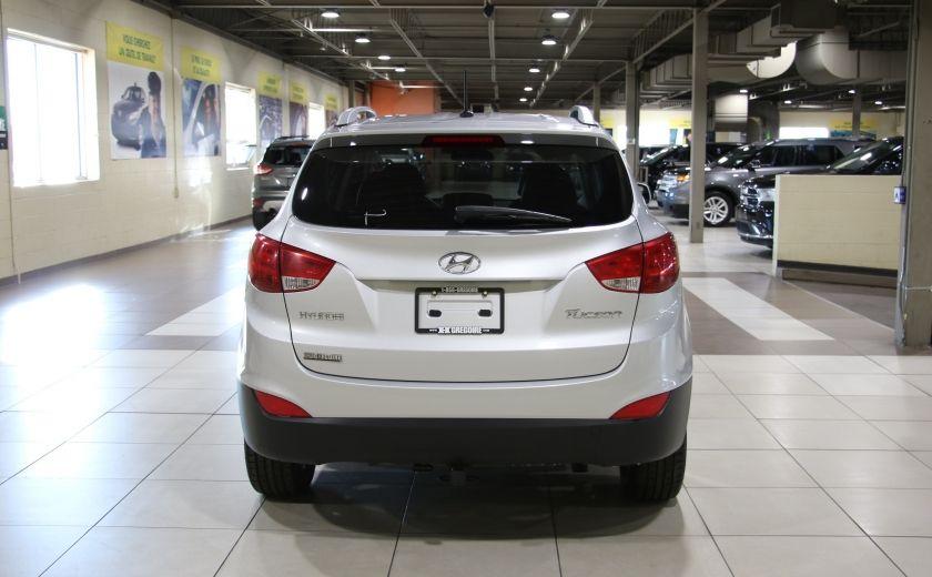 2011 Hyundai Tucson GLS A/C CUIR MAGS BLUETOOTH #5