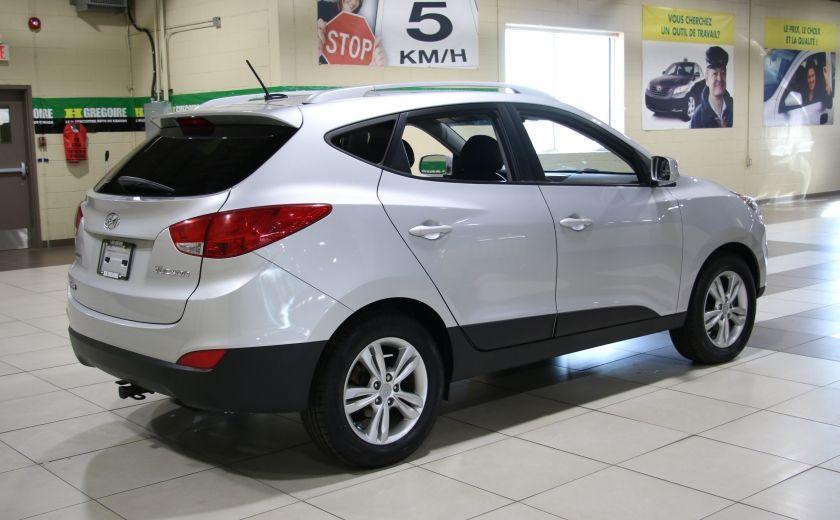 2011 Hyundai Tucson GLS A/C CUIR MAGS BLUETOOTH #6