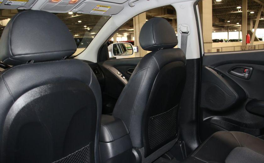 2011 Hyundai Tucson GLS A/C CUIR MAGS BLUETOOTH #13