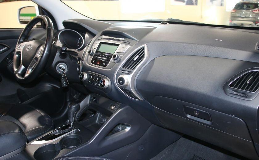 2011 Hyundai Tucson GLS A/C CUIR MAGS BLUETOOTH #17