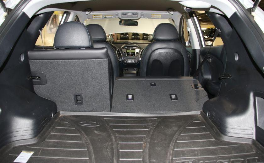 2011 Hyundai Tucson GLS A/C CUIR MAGS BLUETOOTH #24