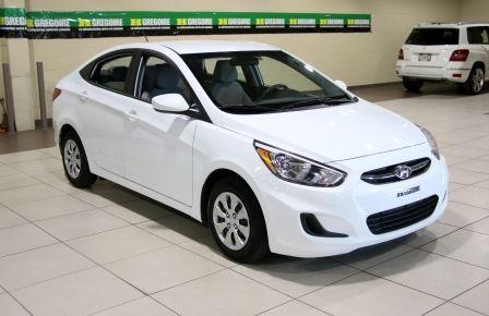 2015 Hyundai Accent GL AUTO A/C BLUETOOTH in Trois-Rivières