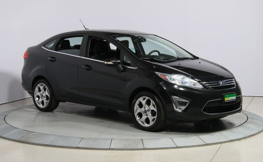 2012 Ford Fiesta SEL A/C GR ELECT MAGS BLUETOOTH #0