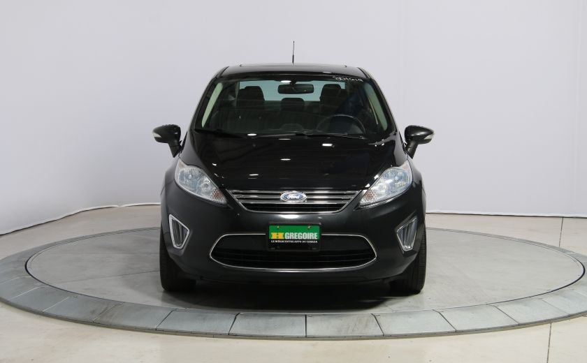 2012 Ford Fiesta SEL A/C GR ELECT MAGS BLUETOOTH #1
