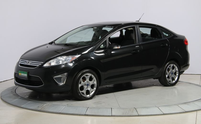 2012 Ford Fiesta SEL A/C GR ELECT MAGS BLUETOOTH #2