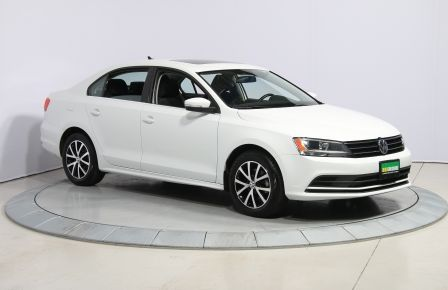 2015 Volkswagen Jetta Comfortline AUTO A/C TOIT MAGS BLUETOOTH CAM.RECUL in Blainville