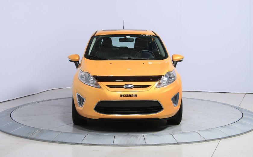 2011 Ford Fiesta SES AUTO A/C CUIR TOIT MAGS #1