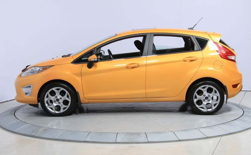 2011 Ford Fiesta SES AUTO A/C CUIR TOIT MAGS #3