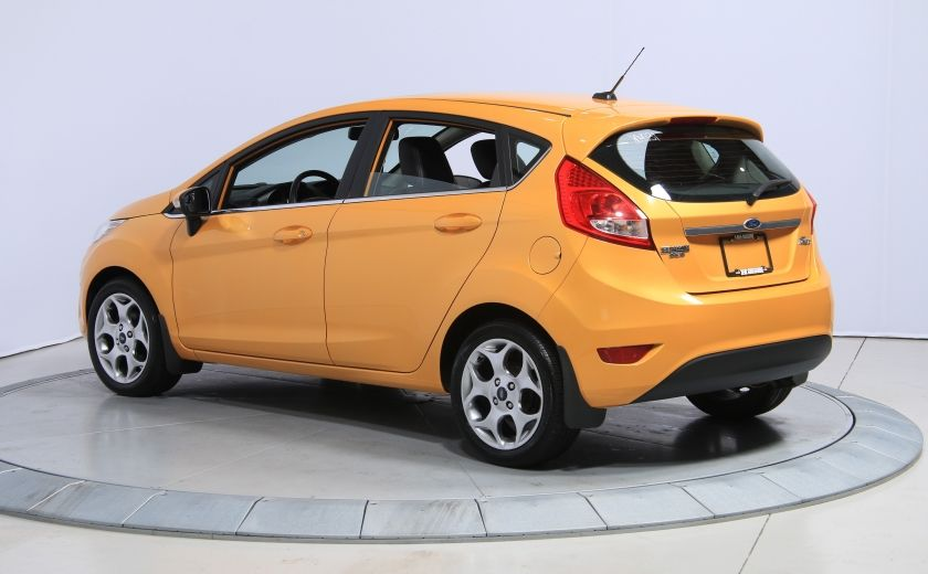 2011 Ford Fiesta SES AUTO A/C CUIR TOIT MAGS #4