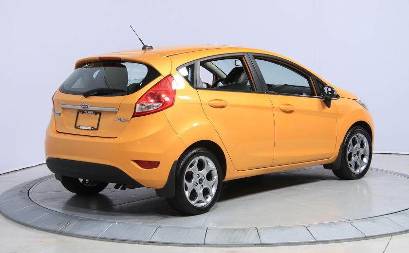 2011 Ford Fiesta SES AUTO A/C CUIR TOIT MAGS #6