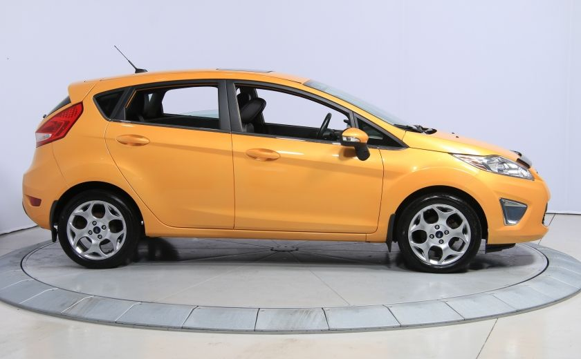 2011 Ford Fiesta SES AUTO A/C CUIR TOIT MAGS #7