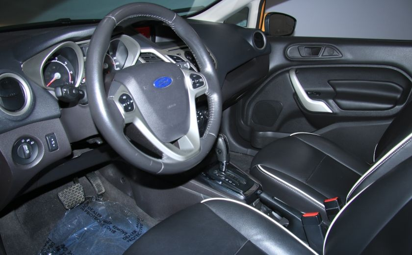 2011 Ford Fiesta SES AUTO A/C CUIR TOIT MAGS #8
