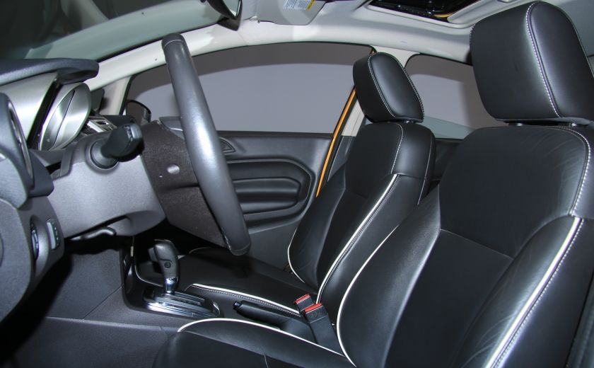 2011 Ford Fiesta SES AUTO A/C CUIR TOIT MAGS #9