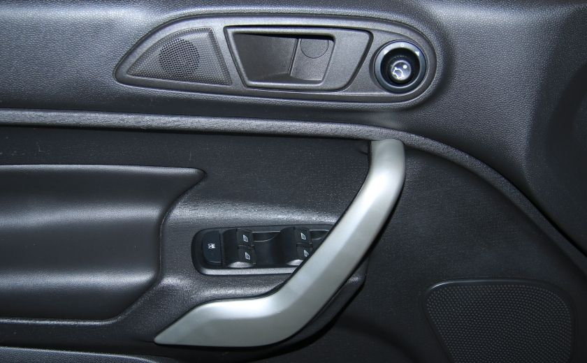 2011 Ford Fiesta SES AUTO A/C CUIR TOIT MAGS #10