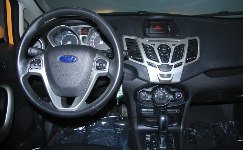 2011 Ford Fiesta SES AUTO A/C CUIR TOIT MAGS #13