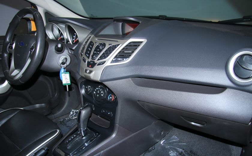 2011 Ford Fiesta SES AUTO A/C CUIR TOIT MAGS #21