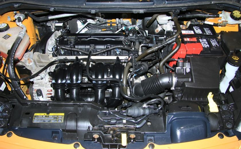 2011 Ford Fiesta SES AUTO A/C CUIR TOIT MAGS #24