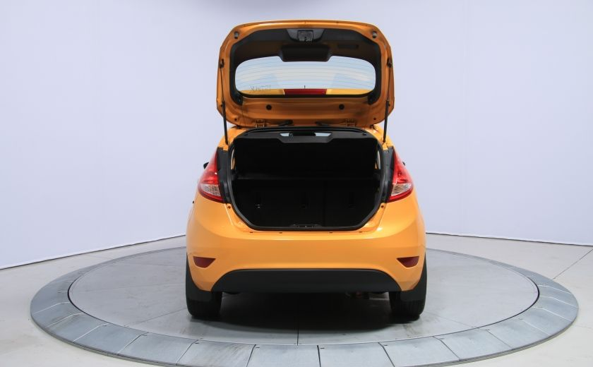 2011 Ford Fiesta SES AUTO A/C CUIR TOIT MAGS #26