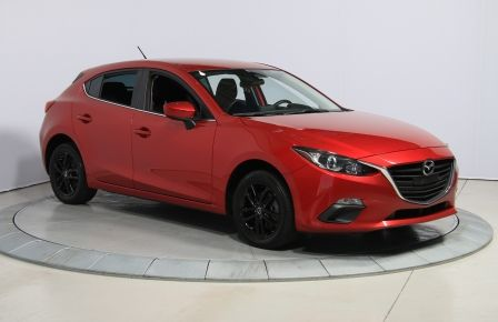 2015 Mazda 3 SPORT GS SKYACTIVE A/C GR ELECT CAMERA RECUL in Saint-Jean-sur-Richelieu