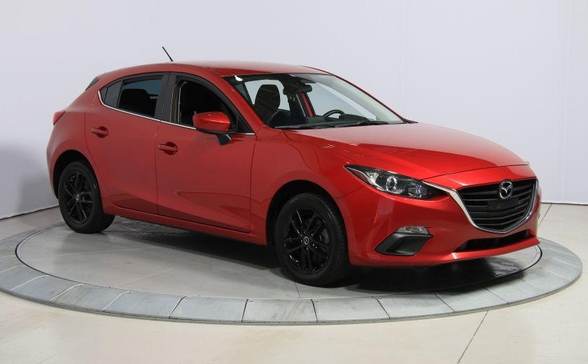 2015 Mazda 3 SPORT GS SKYACTIVE A/C GR ELECT CAMERA RECUL #0
