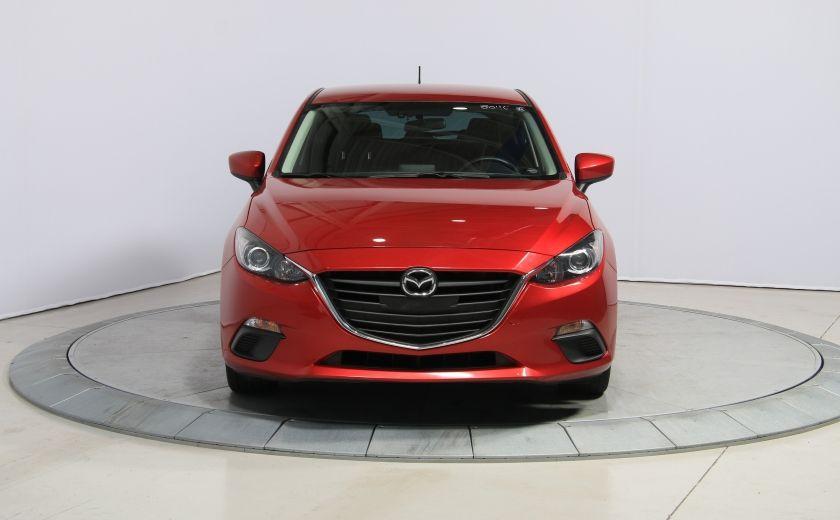 2015 Mazda 3 SPORT GS SKYACTIVE A/C GR ELECT CAMERA RECUL #1