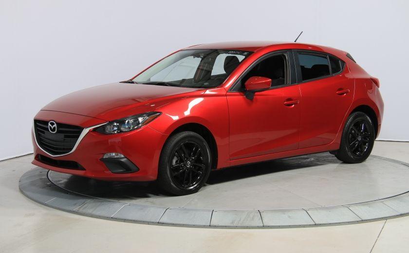 2015 Mazda 3 SPORT GS SKYACTIVE A/C GR ELECT CAMERA RECUL #2